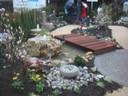 angelegte Teiche und Gärten