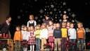 Kinder des Kindergarten Kunterbunt