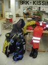 Ausrüstung des Roten Kreuzes