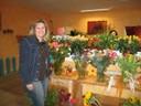Ladenbesitzerin Renate Weiß