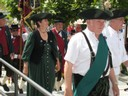 Einmarsch zum Rathausplatz