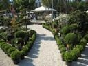 angelegte Gärten