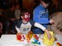 Für die kleinen Besucher gab es eine kostenlose Kinder-Tombola mit vielen Preisen