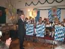 Oberbürgermeister Dr. Paul Wengert schwingt den Taktstock