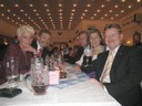 Kissings Bürgermeister Manfred Wolf mit Oberbürgermeister Dr. Paul Wengert und Gattin