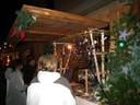Verkauf von Weihnachtsartikeln