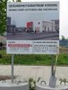 Bau eines Gesundheitszentrums