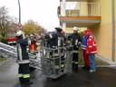 Feuerwehrübung, Bild 2