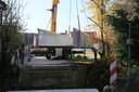 Brückeneinbau, Bild 2