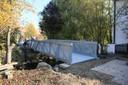 Brückeneinbau, Bild 4