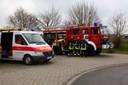 Gewerbeschau, Freiwillige Feuerwehr