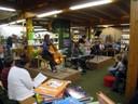 Feierstunde in der Bücherei, Bild 2