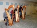 Harfinistinen der Musikschmiede