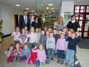 Die Kinder des Kindergarten Spielburg