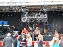 Rockmusik am Brunnenfest