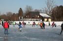 Viel Spaß auf dem Eis