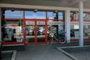 """Der neue Laden """"XnetT"""" von Außen"""