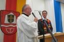 Pfarrer Schubert und Pfarrer Pfundstein