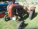 Nur einer der wunderschönen alten Traktoren