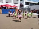 Zahlreiche Tanzgruppen