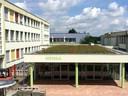 Auf dem Mensa-Dach