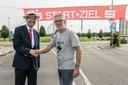Die Organisation übernahm Jürgen Seldmair und sein Team. Vielen Dank.