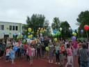 Luftballonstart
